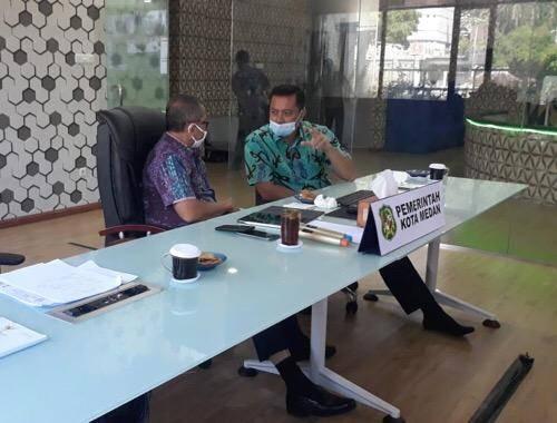Pemko Medan Ikuti Sosialisasi Reformasi Birokrasi Tahun 2020, Kemenpan-RB: Pemerintahan Bersih dari Praktek KKN