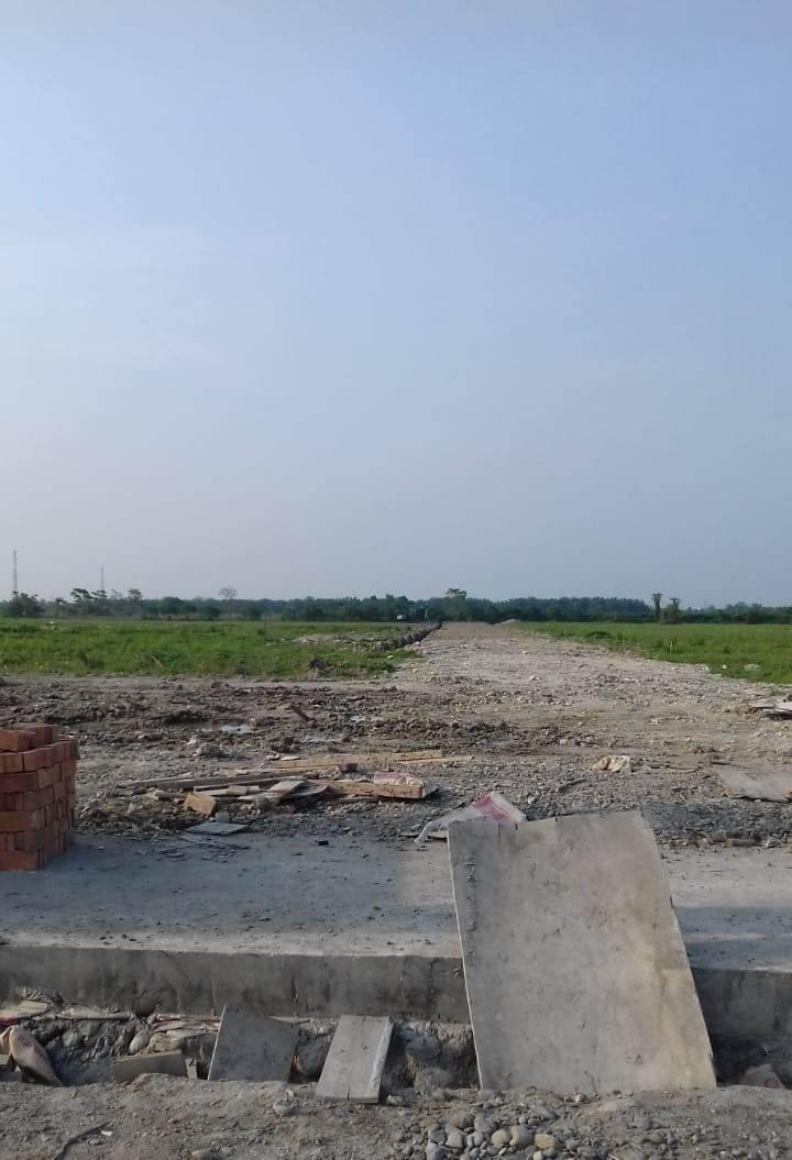 Polisi Masih Selidiki Kasus Penyerobotan Tanah Negara di Jalan Damar Wulan Desa Sampali
