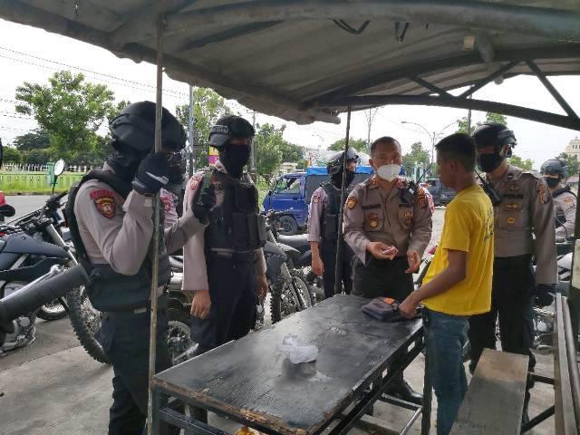 26 Preman Jalanan Diringkus Satuan Sabhara Polrestabes Medan
