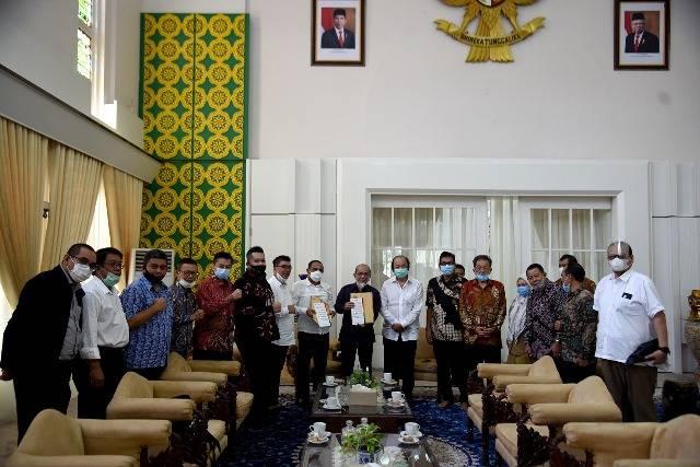 KADIN Sumut Bersama Pemprov Bentuk Komite Advokasi Daerah di Sumatera Utara