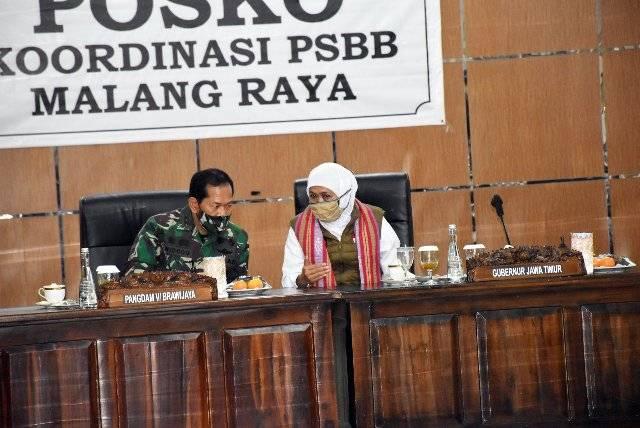 Pangdam Brawijaya Malang, Sebut Angka Kematian Akibat Covid-19 Masih Tinggi