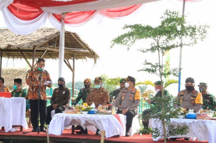 Bupati Berharap Kerjasama dan Dukungan Polri terhadap Kabupaten Deli Serdang Terus Berlanjut