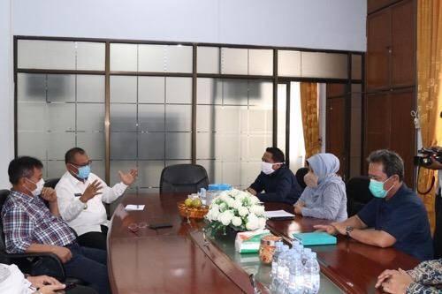 Plt Wali Kota Medan Minta Masukan Kalangan Perguruan Tinggi Hadapi Persiapan Pra New Normal