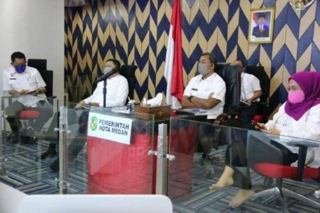 Pemko Medan Siap Sukseskan Penyelenggaraan Pilkada 9 Desember 2020