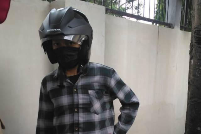 Dituduh Tabrak Saudara, Motor Reza Hilang Dibawa Kabur Perampok di Kawasan Sunggal