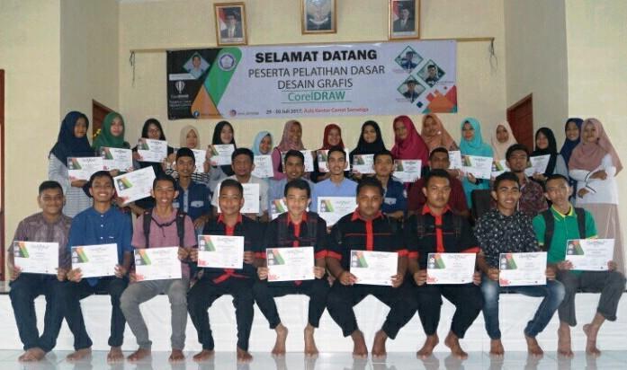 IPMS Banda Aceh Berdayakan Mahasiswa Melalui Pelatihan Desain Grafis