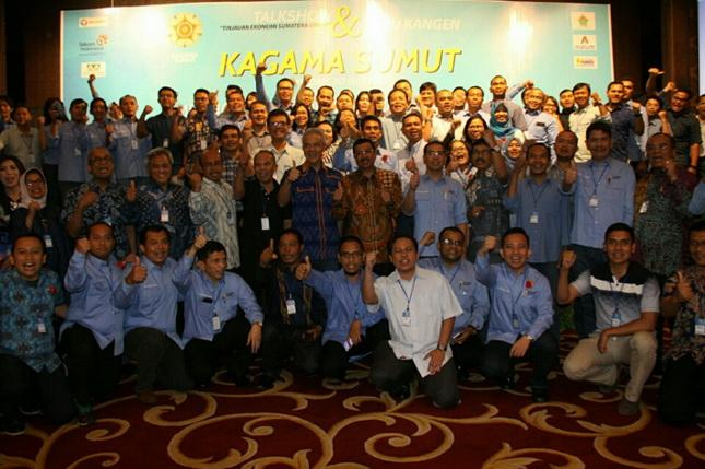 Gubernur Sambut Baik Dukungan Alumni UGM untuk Sumut