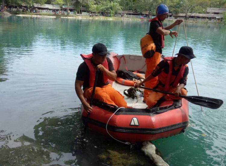 Tim SAR Lanjutkan Pencarian Ibrahim Perangin-angin yang Hilang di Danau Linting