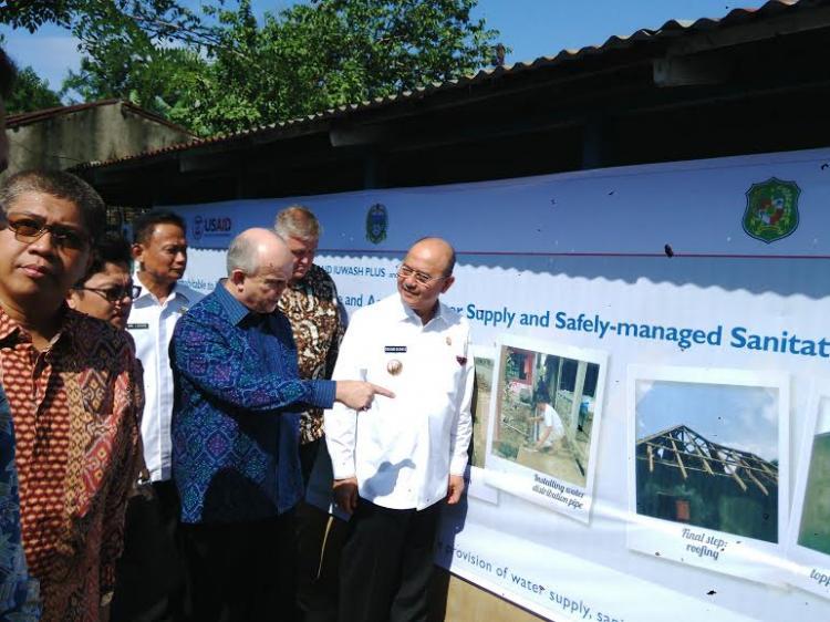 Walikota Medan Targetkan 30 Persen Proyek SPAM Mebidang untuk MBR