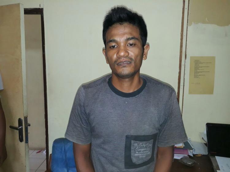 Edarkan Sabu, Sitorus dan Damanik Diamankan Polisi