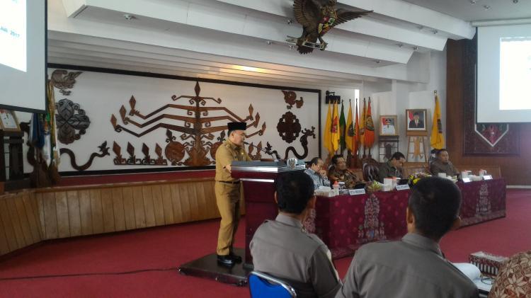 Selain Palangka Raya, Gubernur Kalteng Siapkan 2 Kota Lain Jadi Pengganti Ibu Kota Negara