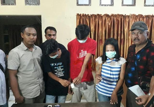 Simpan Sabu, Perempuan Berusia 40 Tahun Asal Kelurahan Teladan diringkus Polisi