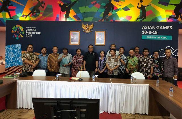 Jelang Asian Games 2018, AMSI Usulkan Akses Media Dibuka Luas