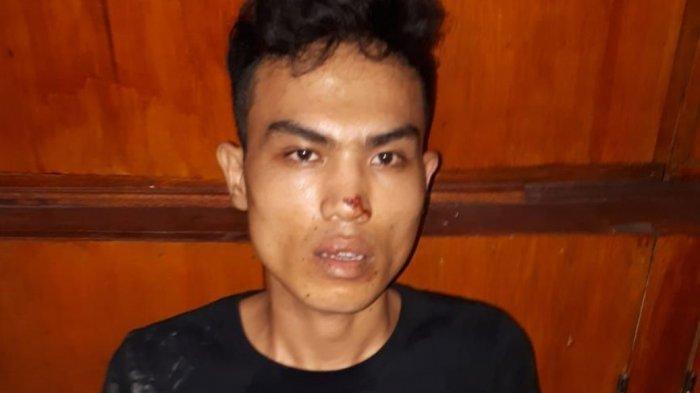 Pembunuh Waria di Hotel 61 Jalan Iskandar Muda Sabtu Kemarin Dibekuk Tim Pegasus, Alasan Membunuhnya...