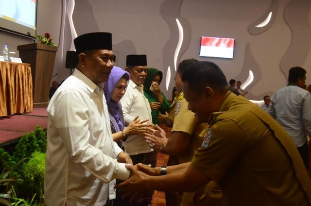Ashari Tambunan-M Ali Yusuf Siregar Ditetapkan Jadi Bupati dan Wakil Bupati Deliserdang