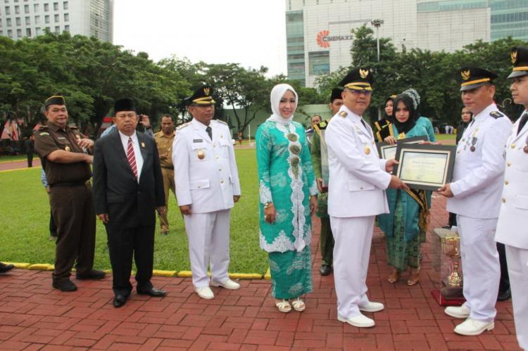 Peringati HUT Kota Medan, Walikota Ajak ASN Satukan Hati