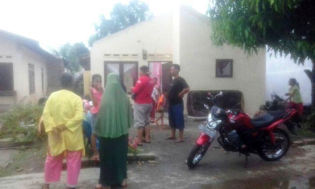 Kota Medan Diguyur Hujan Deras dan Angin Puting Beliung, Sebanyak 63 Unit Rumah Rusak, 3 Mobil Tertimpa Mobil