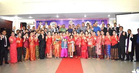LPPD Tapteng dan Sibolga Gelar Konser Pra Kompetisi Persiapan Pesparawi Tingkat Nasional XII Tahun 2018
