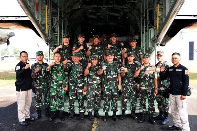 Gagal Panen di Pulau Seram, Mabes TNI Kirim Tambahan Bantuan Untuk Suku Mausu Ane