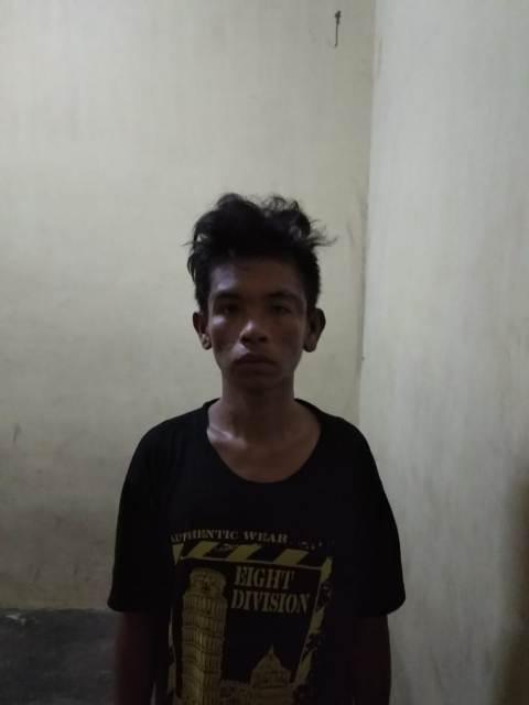 Jambret Kalung Anak TK, Safrijal Diamankan Polsek Binjai Utara