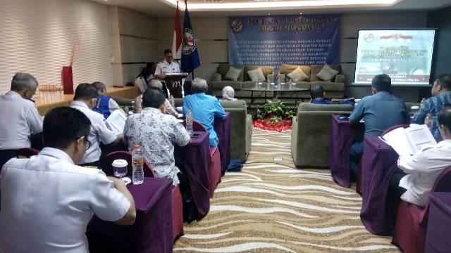 Bakamla RI Gelar FGD ke-IV, Bahas Permasalahan di Perairan Kalimantan Selatan