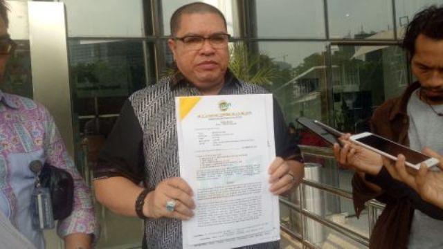 Hendri Yuzal Staf Gubernur Aceh Ajukan Diri Sebagai Justice Collaborator ke KPK