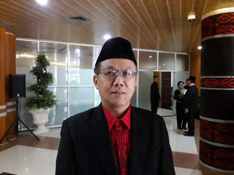 Fraksi PDIP Sebut Pembangunan Kota Medan Belum Maksimal