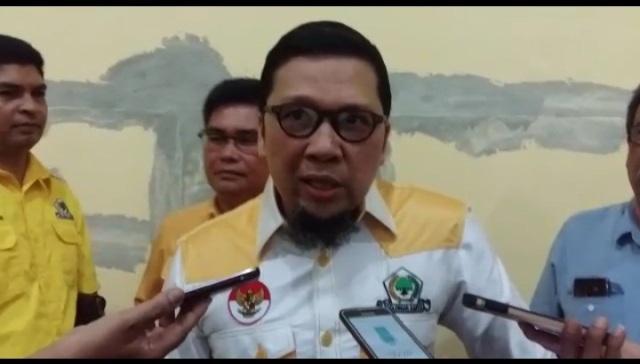 Terlambat Ajukan Nama Caleg, Ngogesa Dicopot dari Ketua Golkar