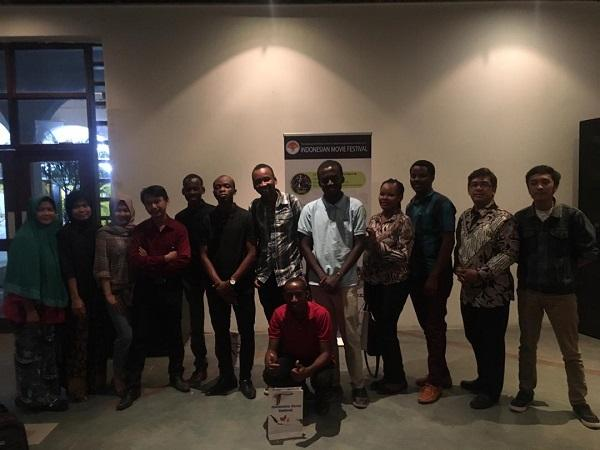 KBRI Dar es Salaam Gelar Festival Film Indonesia di Tanzania