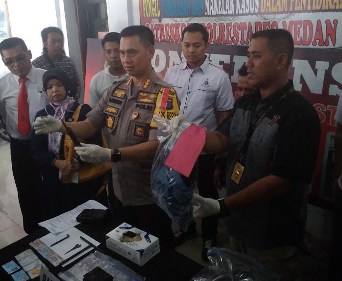 Pepen, Residivis Begal Sadis Tewas Ditembak Polrestabes Medan