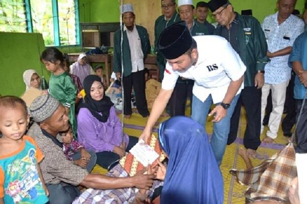 150 Anak Ikuti Khitanan Massal di 3 Kecamatan yang Diadakah Bupati Tapteng