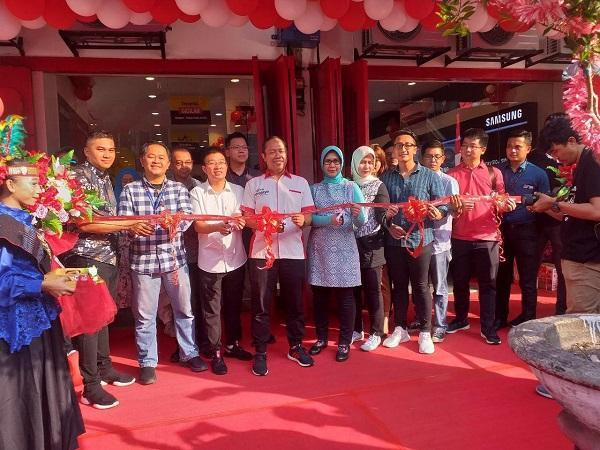 Erajaya Retail Group Buka 2 Outlet Baru di Medan dan 1 di Pematang Siantar