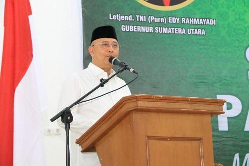 Walikota Medan Ingatkan Calon Jamaah Haji Untuk Menjaga Kesehatan