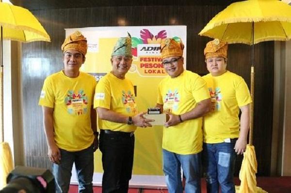 Wali Kota Medan Apresiasi Digelarnya Festival Pesona Lokal 2019