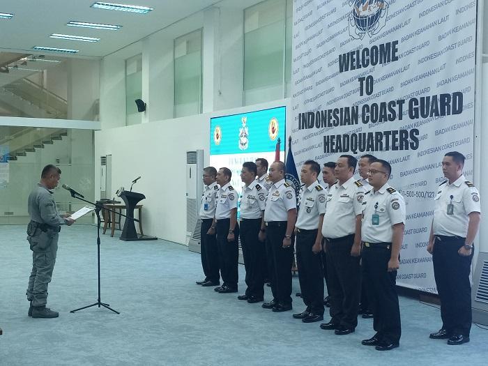 Indonesian Coast Guard Bentuk Unit Pemberantasan Pungutan Liar