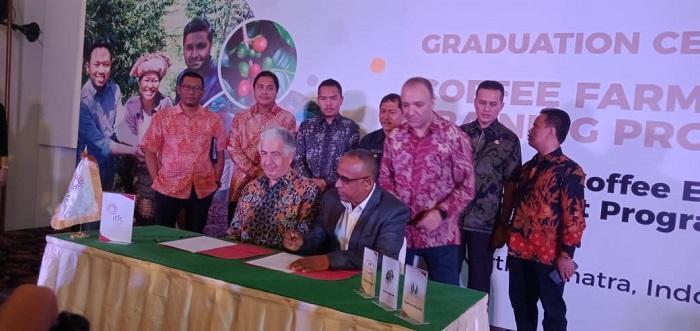 Didukung ITFC, Sumut Harus Bisa Jadi Produsen Kopi Terbesar di Indonesia