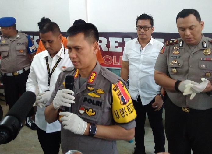Polisi Tangkap Dua Pelaku Pembunuhan Abdillah di Jalan Gajah Mada Medan