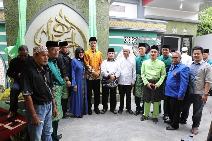 Wagub Sumut Resmikan Masjid dan Rumah Tahfiz Al Jawahir di Deli Serdang
