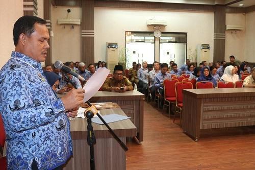 Buka Musda Korpri, Ini Pesan Wali Kota Medan