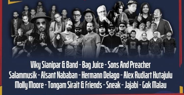 Pemkab Samosir Akan Gelar Samosir Music International di Tuktuk Siadong