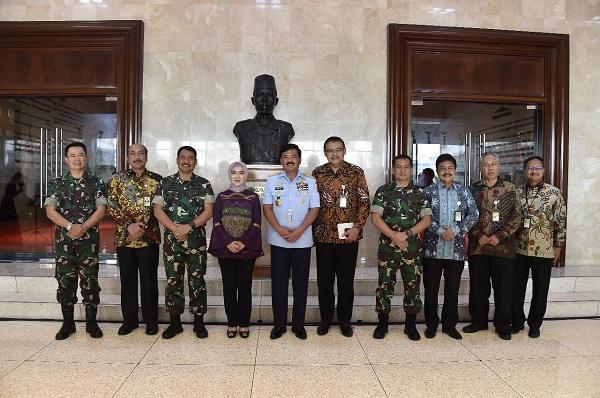 TNI dan PT Pertamina Jalin Kerja Sama Pengamanan Objek Vital Nasional