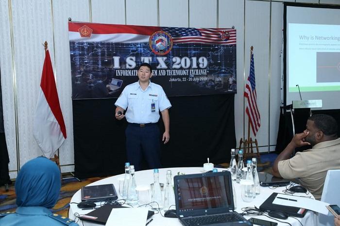 Prajurit TNI dan Tentara Hawaii Terima Pembekalan ISTX