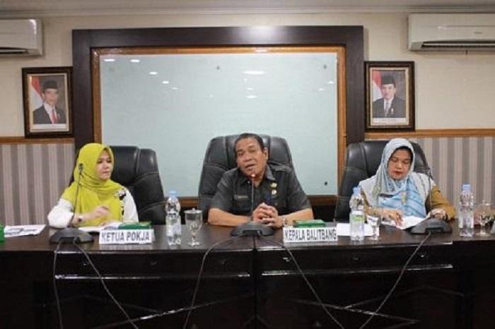 Pemko Medan Gelar Rapat Bersama Tim Pokja, Paparkan Hasil Penelitian di Bidang Infrastruktur