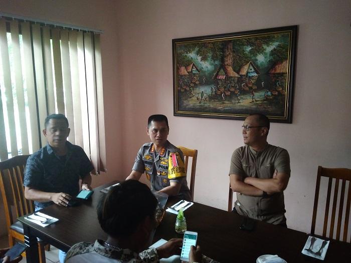 Kapolrestabes Medan Akui Situasi Kamtibmas Makin Aman dan Kondusif