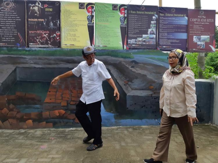 Sekda Kunjungi Tempat Bersejarah di Medan, Bukan Sekedar Peninggalan Masa Lalu