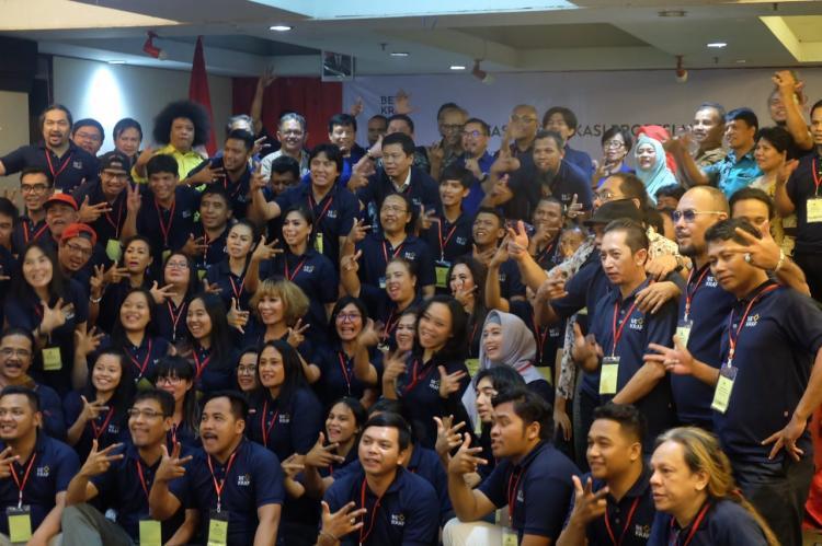100 Musisi Ikuti Sertifikasi Profesi Musik dari Bekraf di Hotel Soechi Medan