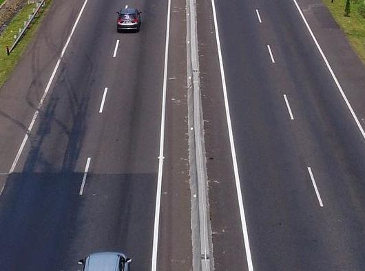 Masuk Tol Belmera Sumut, Pengendara Motor Diburu Polisi