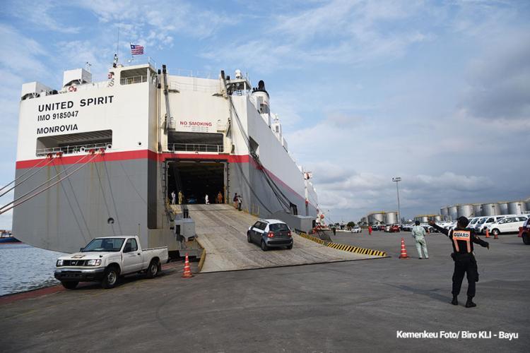 Tingkatkan Ekspor, Menhub Dorong Pelabuhan Tanjung Priok Beroperasi 24 Jam Sehari