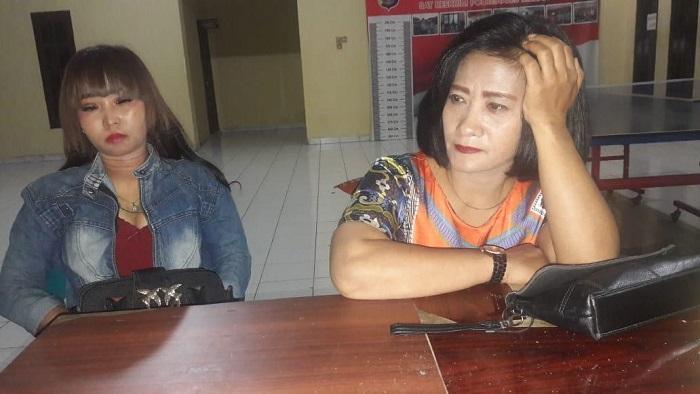 Pasang Tarif Rp 2 Juta, Seorang Mucikari dan Wanita Diamankan Polisi dari Hotel di Medan