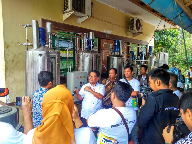 Berpotensi Hemat Rp26 Triliun, Kementerian Pertanian Berhasil Kembangkan Bio Diesel 100
